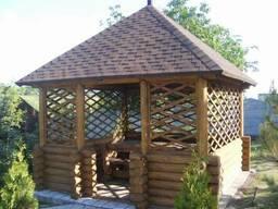 Строительство деревянных домов из бревна и бруса. - photo 2