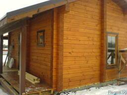 Строительство деревянных домов из бревна и бруса. - photo 3