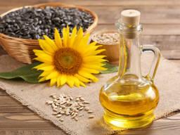 Sunflower oil in bulk
