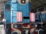 Тепловозы ТЭМ-2Б и ТГМ6В - фото 1