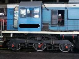 Тепловозы ТЭМ-2Б и ТГМ6В - фото 3