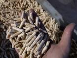 Wood pellets, high quality - photo 1