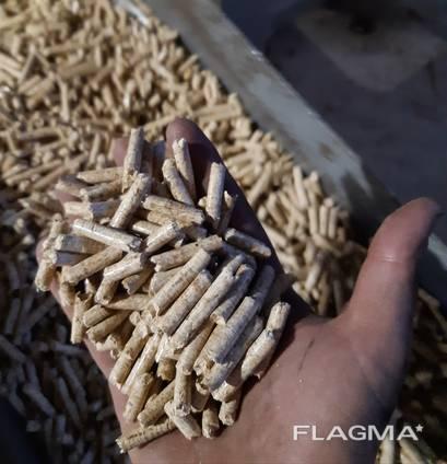 Wood pellets, high quality
