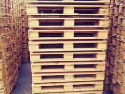 Wooden pallets 2-nd grade